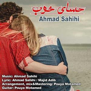 دانلود آهنگ جدید احمد صحیحی به نام حسای خوب