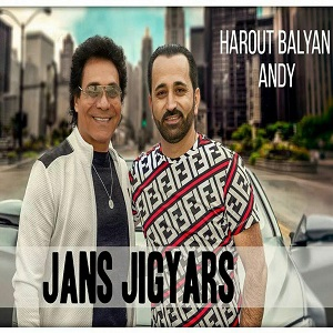 دانلود آهنگ جدید Harout Balyan و آندرانیک مددیان به نامJans Jigyars