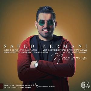دانلود آهنگ جدید سعید کرمانی به نام نشونه