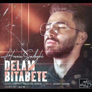 دانلود آهنگ جدید حسین صادقی به نام دلم بیتابته