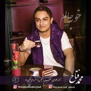 دانلود آهنگ جدید محمد فتاح به نام خوبه حالم