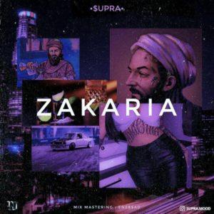 دانلود آهنگ جدید سوپرا به نام زکریا