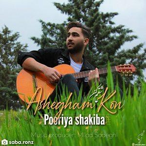 دانلود آهنگ جدید پوریا شکیبا به نام عاشقم کن