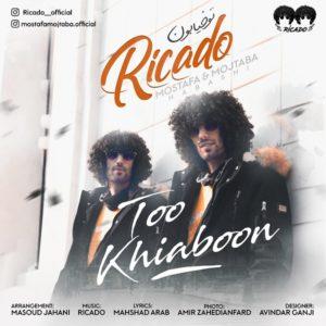 دانلود آهنگ جدید ریکاردو به نام تو خیابون ( آهنگ رحمان رحیم پایتخت)