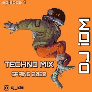 دانلود پادکست جدید دیجی آی دی ام به نام تکنو میکس 01