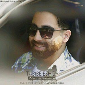 دانلود آهنگ جدید محمدوفایی نژاد به نام طبیب عشق