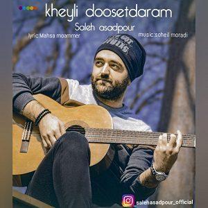 دانلود آهنگ جدید صالح اسدپور به نام خیلی دوست دارم