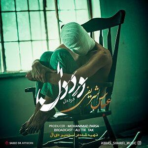 دانلود آهنگ جدید عباس شریفی به نام درد دل