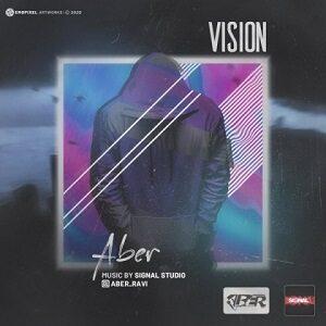 دانلود آهنگ جدید عابر به نام Vision