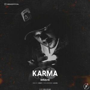 دانلود آهنگ جدید بیراهه به نام کارما