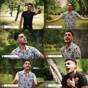 دانلود موزیک ویدیو جدید حسین پور بهشتی به نام محبوب دل