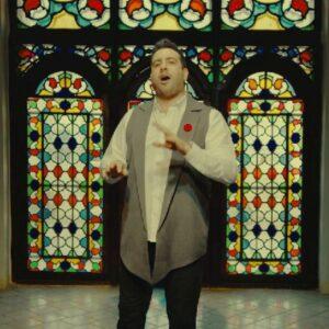 دانلود موزیک ویدیو امید حاجیلی به نام دخت شیرازی