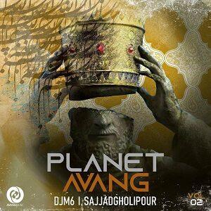 دانلود پادکست پلنت آونگ Planet Avang از DJM6 و سجاد قلی پور