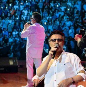 دانلود اجرای زنده آهنگ سفر معین در کنسرت سلیمانیه