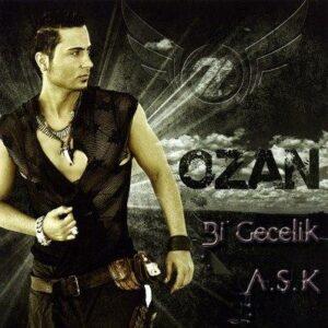 دانلود آلبوم ترکی قدیمی Ozan به نام Bi Gecelik Ask