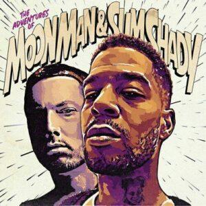 دانلود آهنگ Kid Cudi, Eminem به نام The Adventures Of Moon Man & Slim Shady