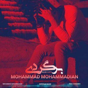 دانلود آهنگ جدید محمد محمدیان به نام برگردی