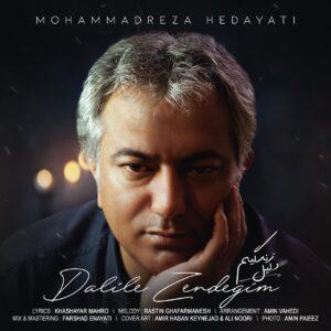 دانلود آهنگ جدید محمد رضا هدایتی به نام دلیل زندگیم