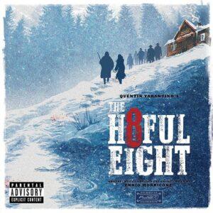 دانلود آلبوم موسیقی متن فیلم هشت نفرت انگیز اثری از انیو موریکونه