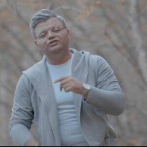 دانلود موزیک ویدیو جدید افشین آذری به نام حضرت عشق
