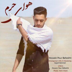 دانلود آهنگ جدید حسین پور بهشتی به نام هوای حرم ( ویژه محرم )