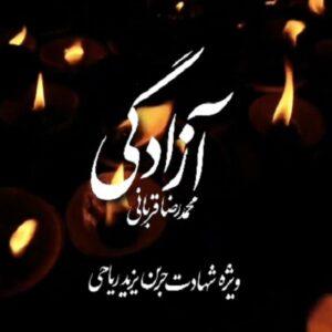 دانلود موزیک ویدیو محمد رضا قربانی به نام آزادگی
