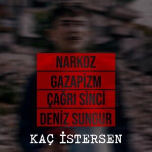 دانلود آهنگ Narkoz، دنیز سونگوش، Çağrı Sinci به نام Kaç İstersen