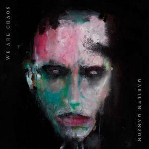 دانلود آلبوم جدید مریلین منسون Marilyn Manson به نام We Are Chaos