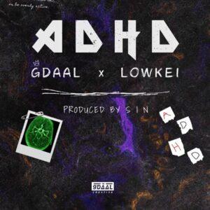 دانلود آهنگ جدید جیدال به نام ای اچ دی اچ دی ADHD