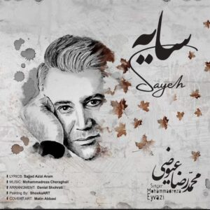 دانلود آهنگ جدید محمدرضا عیوضی به نام سایه + به همراه متن آهنگ