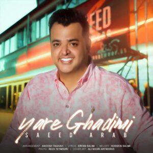 دانلود آهنگ جدید سعید عرب به نام یارقدیمی