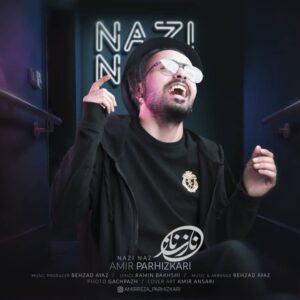 دانلود آهنگ جدید امیر پرهیزکاری به نام نازی ناز