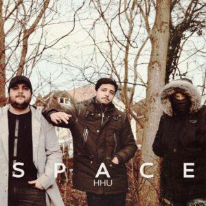 دانلود آهنگ جدید HHU به نام Space ( گروه جدید مهراد هیدن )