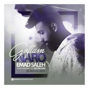 دانلود آهنگ جدید عماد صالح به نام گفتم نرو