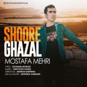 دانلود آهنگ جدید مصطفی مهری به نام شور غزل