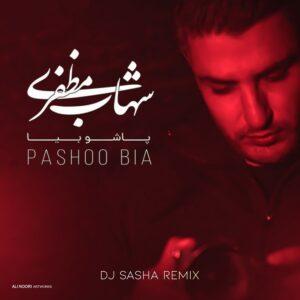 دانلود ریمیکس جدید شهاب مظفری به نام پاشو بیا ( دیجی ساشا ریمیکس )