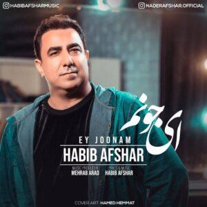 دانلود آهنگ جدید حبیب افشار ( پدر آرون افشار ) به نام ای جونم