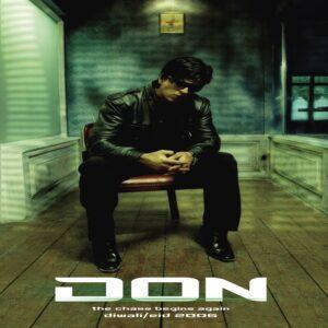 دانلود موسیقی متن فیلم هندی Don 1 ( تعقیب دوباره آغاز میشود ) محصول 2006