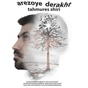 دانلود آهنگ جدید طهمورث شیری به نام آرزوی درخت