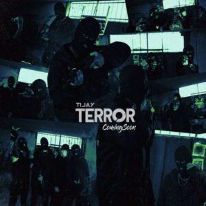 دانلود آلبوم جدید تی جی به نام ترور , Tijay - Terror
