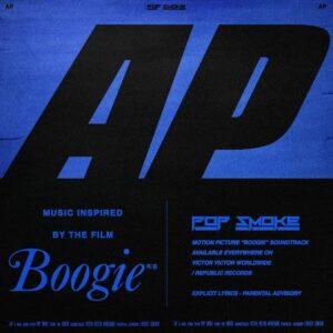 دانلود آهنگ جدید Pop Smoke به نام  AP - Music from the film Boogie