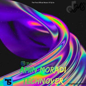دانلود آهنگ دیجی آس به نام تکنو | Dj As - Technover