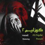 دانلود آهنگ جدید علی بیگ دارک به نام گوزلیم 2