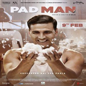 دانلود موسیقی متن فیلم هندی Padman ( پدمن) محصول 2018