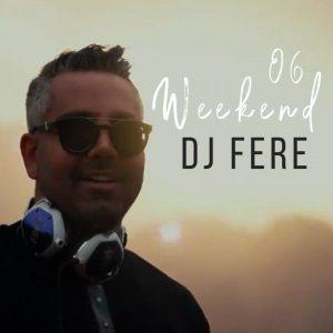دانلود ریمیکس جدید دیجی فره به نام Weekend Live Episode 6
