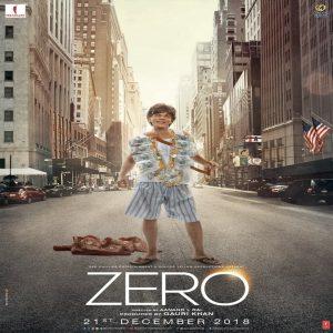 دانلود موسیقی متن فیلم هندی Zero ( صفر ) محصول 2018