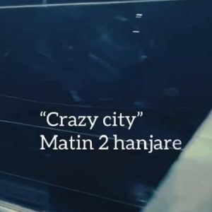 دانلود آهنگ جدید متین دوحنجره دیوانه شهر