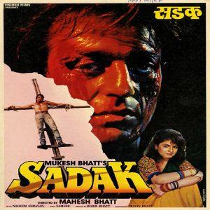 دانلود موسیقی متن فیلم هندی Sadak ( خیابان ) محصول 1991